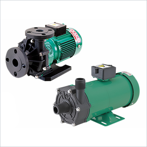 Sealless Magnetic Pump