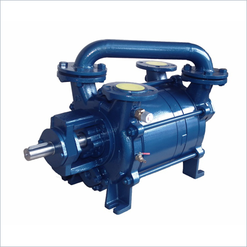 Two Stage Water-Ring Vacuum Pump