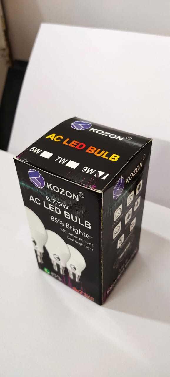White 9w Led Bulb