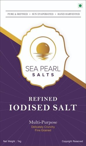 Iodized Pure Salt