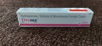 DREMZ - HYDROQUINONE , TRETINOIN & MOMETASONE FUROATE CREAM