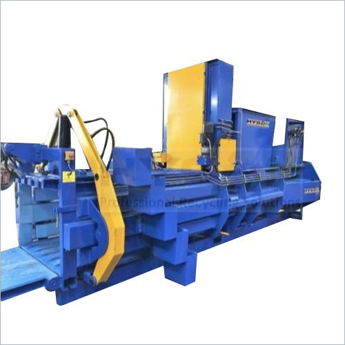 Continuous Paper Baling Machine Auto Taying