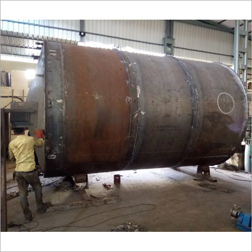 Alloy Pressure Vessels