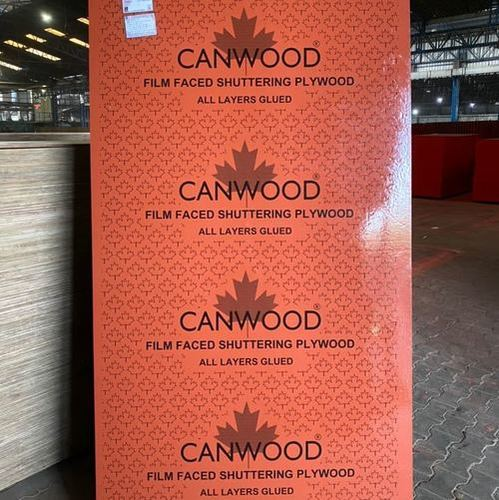 Canwood Film Faced Concrete Shuttering Plywood