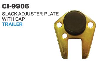 Slack Adjuster Plate with cap Trailer