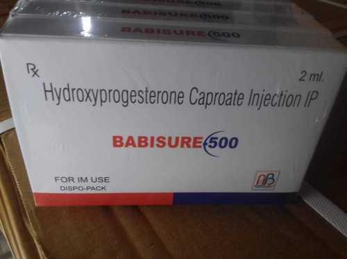 HYDROXYPROGESTRONE 500