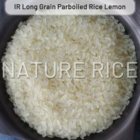 IR Long Grain Parboiled Rice Lemon