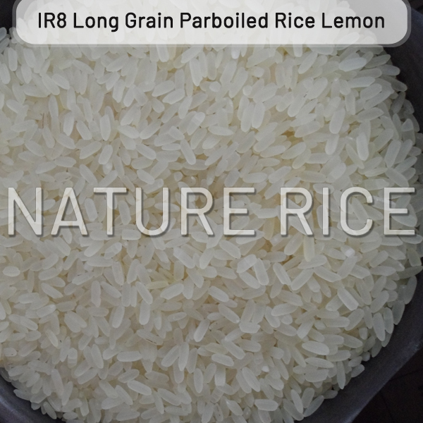 IR8 Long Grain Parboiled Rice