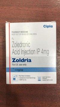 Zoldria 4 Mg