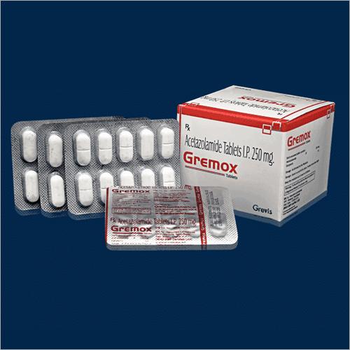 250 MG Acetazolamide Tablets IP