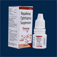 5 ML Nepafenac Ophthalmic Suspension