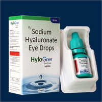 10 ML Sodium Hyaluronate Eye Drops