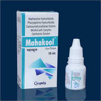 10 ML Naphazolin Hydrochloride Phenylephrine Hydrochloride Opthalmic Solution