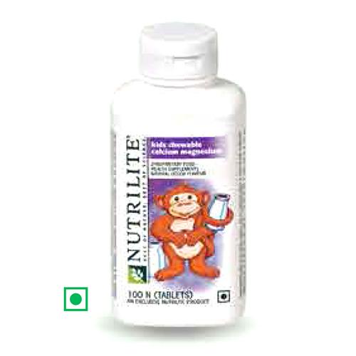 Nutrilite Kids Chewable Calcium Magnesium