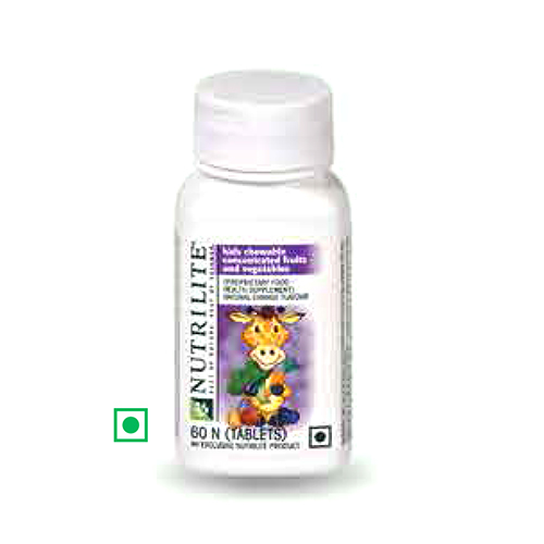 Nutrilite Kids Chewable Concentrated Fruits & Vegetables