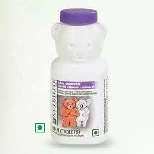 Nutrilite Kids Chewable Multi Vitamin-Mineral