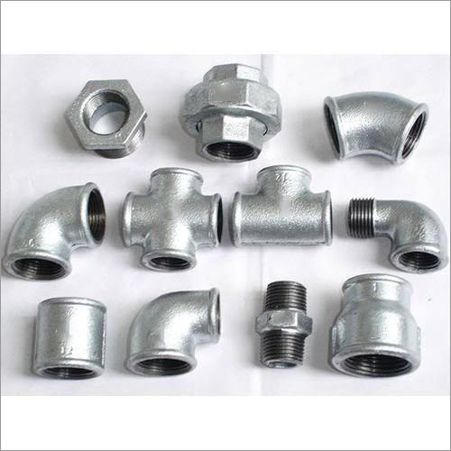 Galvanized Iron GI Pipe Fittings