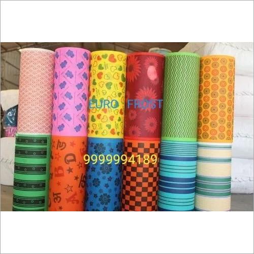 printed non woven fabric
