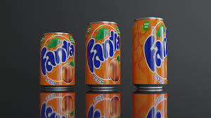 Fanta Cold Drinks