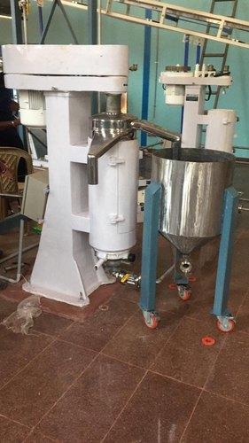 Semi Automatic Virgin Coconut Oil Making Machine