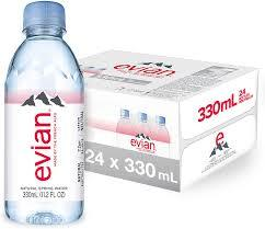 Evian 330 Ml Spring Water