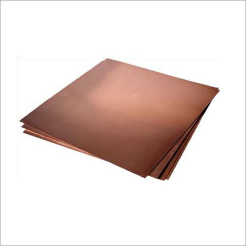 Industrial Copper Sheets
