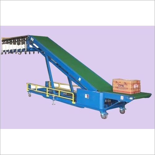 Truck Loading Belt Conveyor Systems