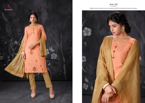 Kaara Suits Lunched By Ghunghat Vol - 3