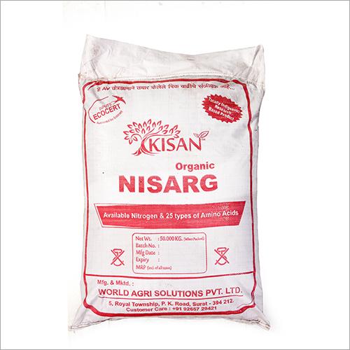 Organic Silicon And Sulphur Coated Fertilizer