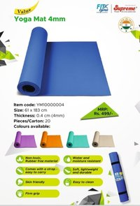 Fitsfree Yogamat