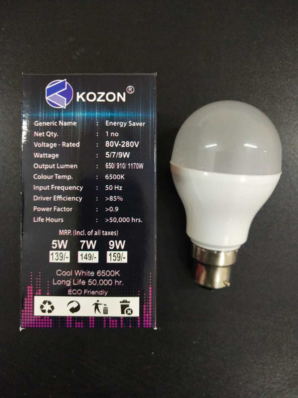 White 12w Led Bulb