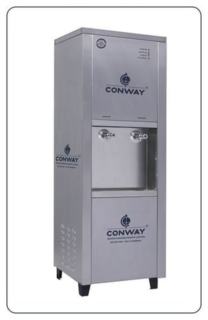 CONWAY 125 STAINLESS STEEL COMMERCIAL WATER DISPENSER - NORMAL