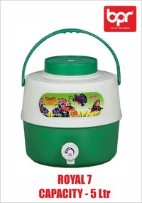 Insulated Plastic Water Jug
