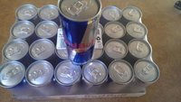 250ml Red Bull Energy Drink