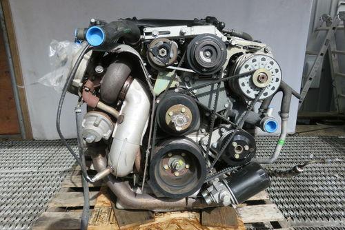 BENTLEY USED ENGINE ARNAGE 6.7L V8 TURBOCHARGED