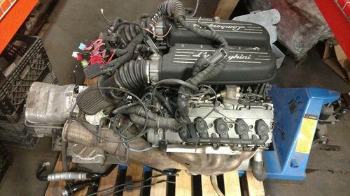 LAMBORGHINI GALLARDO LP560 5.2L (V10) COMPLETE ENGINE