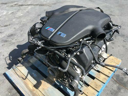 BMW MPOWER S85B50 5.0L V10 COMPLETE ENGINE