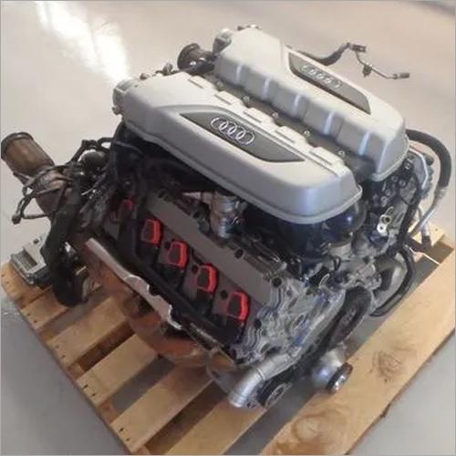 AUDI R8 5.2L FSI V10 (525 HP) QUATTRO 2008, 2009, 2010 COMPLETE ENGINE
