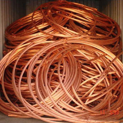 MILLBERRY COPPER WIRE SCRAP 99.99% HIGH PURITY