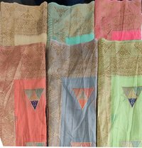 Ladies Silk Jacquard Sarees