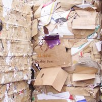 QUALITY USED CARDBOARD WASTE PAPER