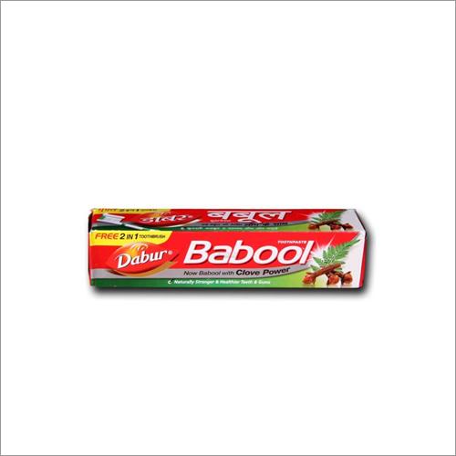 80 gm Dabur Babul Tooth Paste