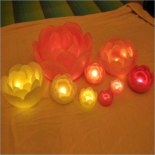 Flower Shaped LED Candles