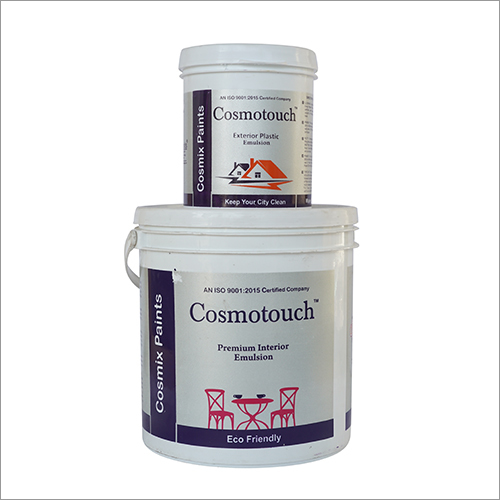 Cosmotouch  Eco Emulsion