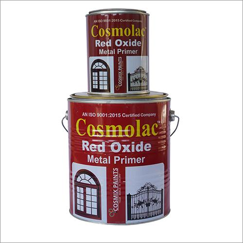 Cosmolac Red Oxide Metal Primer (Matte)