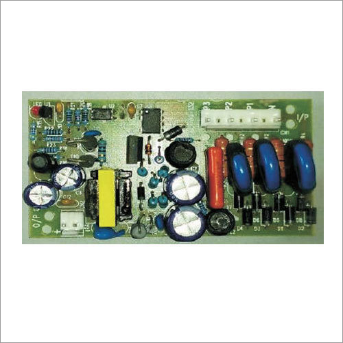 5V-2A and 12V-1A 3 Phase Power Supply