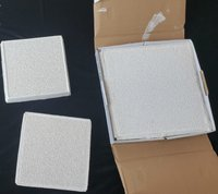 Square Alumina Ceramic Foam Filter
