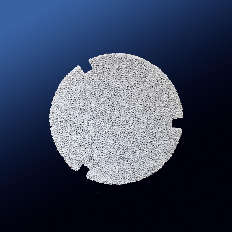 Square Alumina Ceramic Foam Filter