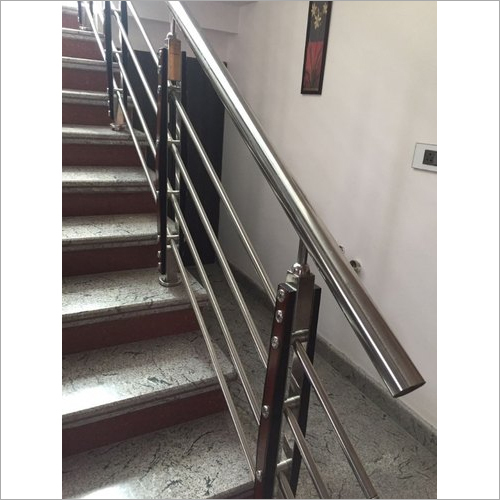Steel Stairs Railing