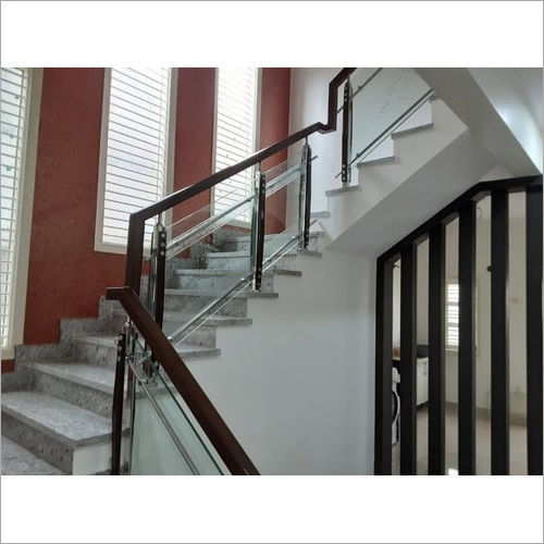 Duplex Glass Railing